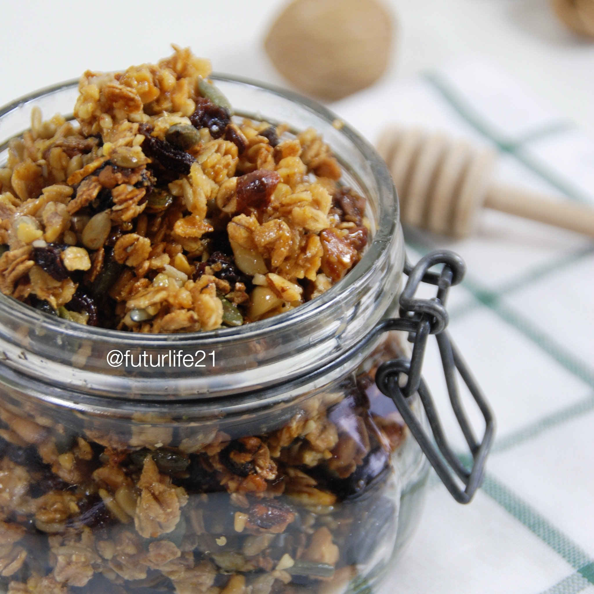 granola saludable