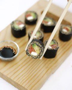 FuturSushi de quinoa