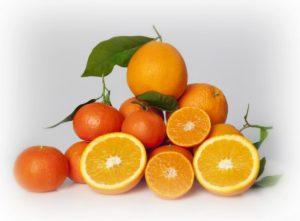 naranja y mand